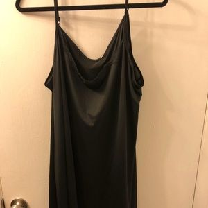 Other - 💋 Black Silky Nightgown